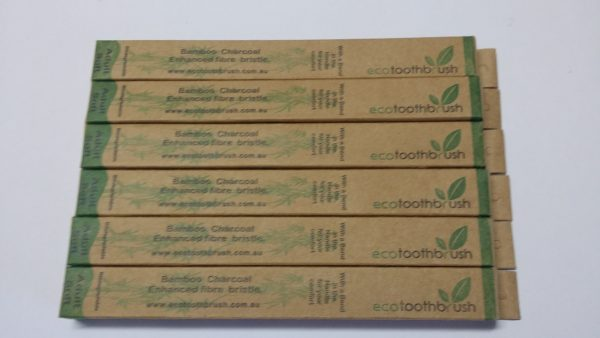 EcoToothbrush - Pack of 6