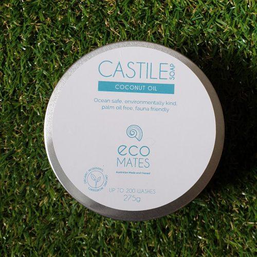 Castile laundry Soap - Coconut 275g