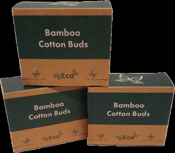 Bamboo Cotton Buds 200Box
