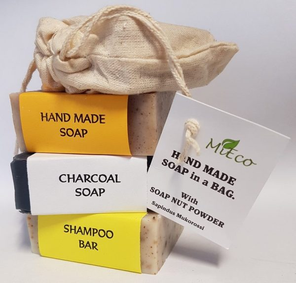 All the soaps (4 Pack)