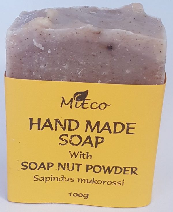 SOAP NUT SOAP (3 PACK) Hand Made