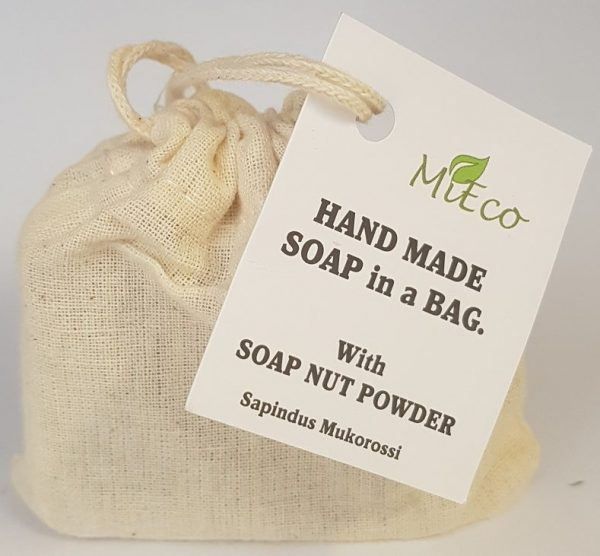 SOAP IN A BAG - (3 Pack) Hand Made
