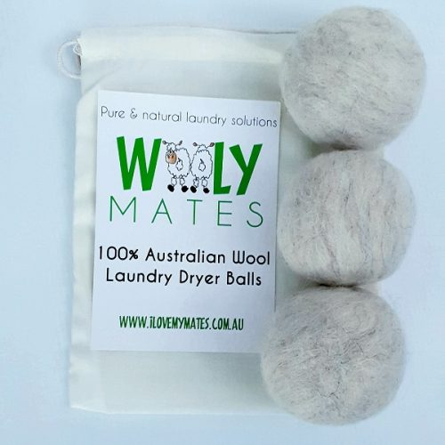 Wooly Mates Drying Balls (3 Pack)